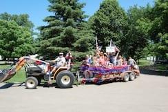 Minnesota Family Hayrides 1