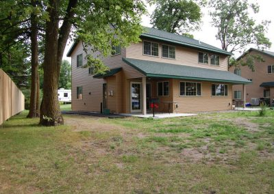 Two Bedroom Cabin Rental Alexandria Minnesota