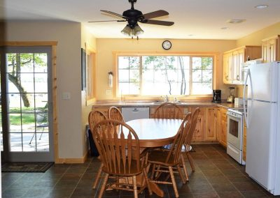 Two Bedroom Kitchen Canary Beach Resort MN