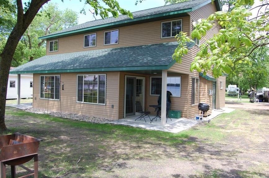 3 Bedroom Cabin Rental Alexandria Minnesota