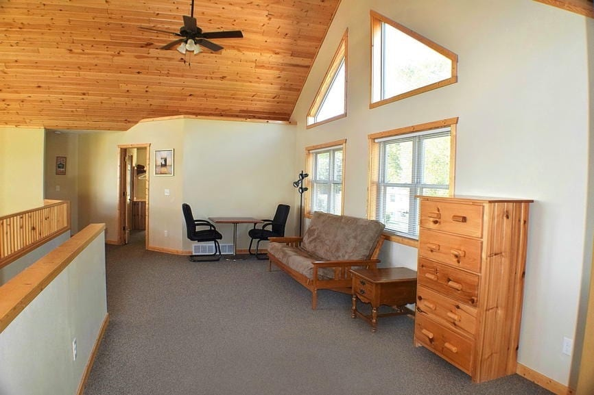 Five Bedroom Cabin Loft Canary Beach Resort MN