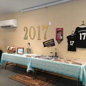 Graduation Party Event Center Alexandria