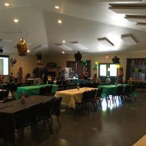 Graduation Party Venue Villard MN