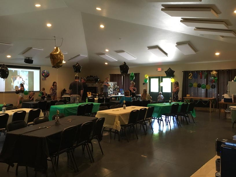 Graduation Party Venue Villard MN
