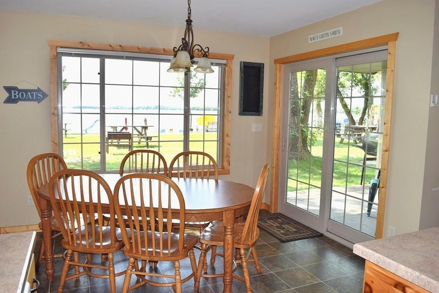 Three Bedroom Kitchen Canary Beach Resort MN