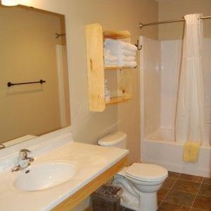 Two Bedroom Bathroom Canary Beach Resort MN