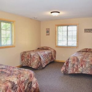 Two Bedroom Cabin Canary Beach Resort MN