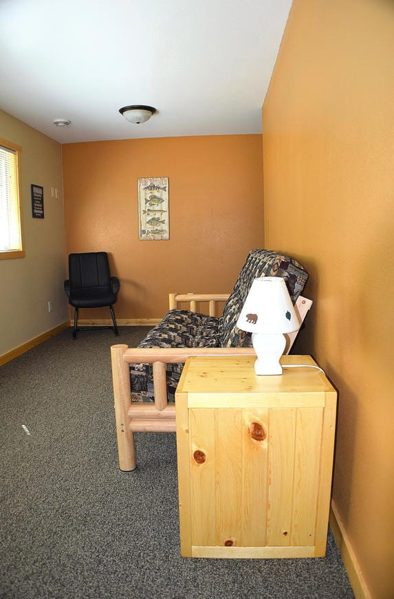 Two Bedroom Cabin Loft Canary Beach Resort MN