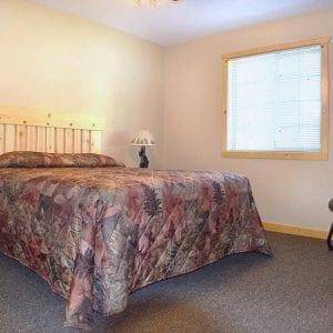 Two Bedroom Cabin Rental Canary Beach Resort MN