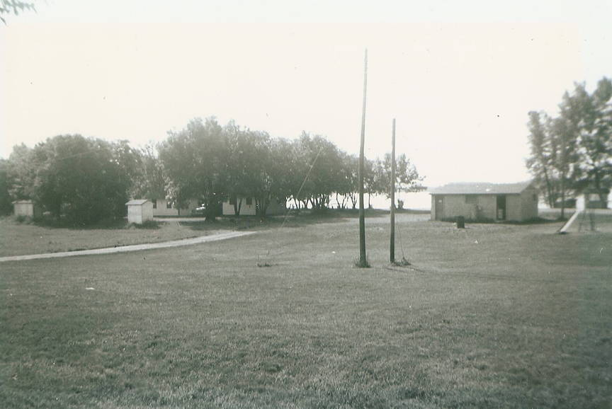 Old Lakeside Resort Grounds